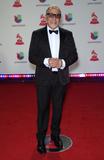 Emilio Estefan Photo - 15 November 2018 - Las Vegas NV - Emilio Estefan  2018 Latin Grammy arrivals at MGM Grand Garden Arena Photo Credit MJTAdMedia
