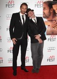 Jacques Audiard Photo - 5 November 2012 - Hollywood California - Matthias Schoenaerts and Jacques Audiard 2012 AFI FEST Presented By Audi - Rust And Bone  Held At The Graumans Chinese Theatre Photo Credit Kevan BrooksAdMedia