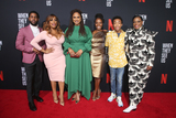 Asante Blackk Photo - 11 August 2019 - Los Angeles California - Jharrel Jerome Niecy Nash Ava DuVernay Marsha Stephanie Blake Asante Blackk Aunjanue Ellis When They See Us for your consideration Los Angeles 2019 - Day 1 held at Paramount Theatre Photo Credit FSadouAdMedia
