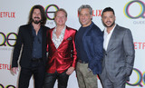 Jay Rodriguez Photo - 07 February 2018 - West Hollywood California - Kyan Douglas Carson Kressley Thom Filicia Jai Rodriguez Netflixs Queer Eye Season 1 Premiere held at the Pacific Design Center Photo Credit Birdie ThompsonAdMedia