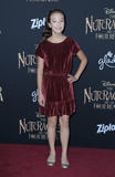 Aubrey Anderson-Emmons Photo - 29 October 2018 - Hollywood California - Aubrey Anderson-Emmons Premiere Of  Nutcracker And The Four Realms held at Ray Dolbey Ballroom Photo Credit PMAAdMedia