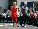 Alex Kurtzman Photo - 20 May 2017 - Hollywood California - Annabelle Wallis Alex Kurtzman Universal Celebrates The Mummy Day With 75-Foot Sarcophagus Takeover At Hollywood And Highland Photo Credit F SadouAdMedia