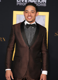 Anthony Ramos Photo - 24 September 2018 - Los Angeles California - Anthony Ramos A Star is Born Los Angeles Premiere held at The Shrine Auditorium Photo Credit Faye SadouAdMedia