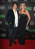 Vincent Spano Photo - 31 January 2018 - West Hollywood California - Vincent Spano Tiziana Rocca On The Milky Road Los Angeles Premiere Photo Credit F SadouAdMedia