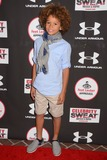 Armani Jackson Photo - 17 July 2013 - Los Angeles Ca - Armani Jackson Under Armour and Foot Locker team up with Celebrity Sweat and Nelly to raise money for kids at The Palm Restaurant in Los Angeles Ca Photo Credit BirdieThompsonAdMedia