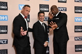 Akbar Gbajabiamila Photo - 02 June 2019 - Beverly Hills California - Matt Iseman Arthur Smith Akbar Gbajabiamila 2019 Critics Choice Real TV Awards held at Beverly Hilton Hotel Photo Credit Birdie ThompsonAdMedia