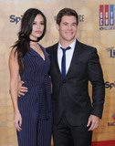 Adam DeVine Photo - 04 June 2016 - Culver City California - Chloe Bridges Adam Devine Arrivals for Spikes Guys Choice held at Sony Pictures Studios Photo Credit Birdie ThompsonAdMedia
