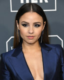 Anouk Aim Photo - 12 January 2020 - Santa Monica California - Aimee Carrero 25th Annual Criticis Choice Awards - Arrivals held at Barker Hangar Photo Credit Birdie ThompsonAdMedia