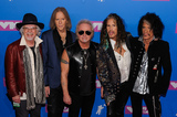 Aerosmith Photo - 20 August 2018 - New York New York - Aerosmith 2018 MTV Video Music Awards at Radio City Music Hall Photo Credit Mario SantoroAdMedia