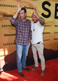 Rob Riggle Photo - 23 July 2019 - Beverly Hills California - Rob Riggle Paul de Gelder Discoverys Serengeti Los Angeles Special Screening held at The Wallis Annenberg Center for the Performing Arts Photo Credit Birdie ThompsonAdMedia