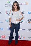 Brenda Song Photo - 09 September 2016 - Los Angeles California Brenda Song Hollywood Unites For The 5th Biennial Stand Up To Cancer (SU2C) held at Walt Disney Concert Hall Photo Credit Birdie ThompsonAdMedia