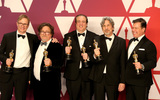 Jim Burke Photo - 24 February 2019 - Hollywood California - Jim Burke Charles B Wessler Nick Vallelonga Peter Farrelly Brian Currie 91st Annual Academy Awards presented by the Academy of Motion Picture Arts and Sciences held at Hollywood  Highland Center Photo Credit Faye SadouAdMedia