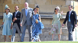 Gary Goldsmith Photo - 19 May 2018 - Carol Middleton James Middleton Gary Goldsmith Pippa Middleton and James Matthews Guests arrive at Windsor Castle for the wedding of Meghan Markle and Prince Harry Photo Credit ALPRAdMedia