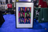 Andy Warhol Photo - OXON HILL Md - FEBRUARY 27 An art print of US Lady Melania Trump styled after the famous Andy Warhol paintings at the Conservative Political Action Conference CPAC 2020 in Oxon Hill Md on Thursday February 27 2020Credit Samuel Corum  CNPAdMedia