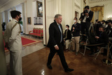Donald Trump Photo - White House Chief of Staff Mark Meadows arrives to listen US President Donald Trump remarks in honor of Bay of Pigs Veterans and on new Cuba restrictions at the White House in Washington on September 23 2020 Credit Yuri Gripas  Pool via CNPAdMedia