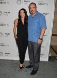 Amiee Garcia Photo - 12 September 2013 - Beverly Hills Ca - Amiee Garcia David Zayas PaleyFest Fall Farewell to Showtimes Dexter at Paley Center for Media in Beverly Hills Ca Photo Credit BirdieThompsonAdMedia