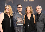 Alex Kurtzman Photo - 19 September 2017 - Hollywood California - Gretchen J Berg Aaron Harberts Heather Kadin and Alex Kurtzman Star Trek Discovery Premiere held at the ArcLight Cinerama Done in Hollywood Photo Credit AdMedia