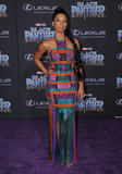 Angel Parker Photo - 29 January 2018 - Hollywood California - Angel Parker Marvel Studios Black Panther World Premiere held at Dolby Theater Photo Credit Birdie ThompsonAdMedia