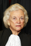 Mark Wilson Photo - AdMediaAssociate Justice of the United States Supreme Court Sandra Day OConnor poses during a group portrait session with the members of the United States Supreme Court at the Supreme Court Building in Washington DC on December 5 2003 OConnor made history as the first woman on the high court when former United States President Ronald Reagan nominated her  She took her seat September 25 1981Credit Mark Wilson  Pool via CNP