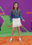 Ella Anderson Photo - 13 July 2017 - Los Angeles California - Ella Anderson Nickelodeon Kids Choice Sports Awards 2017 held at Pauley Pavilion Photo Credit F SadouAdMedia