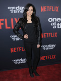 Aimee Garcia Photo - 24 January 2018 - Hollywood California - Aimee Garcia Netflixs One Day At A Time Season 2 Premiere Screening held at Arclight Hollywood Photo Credit Birdie ThompsonAdMedia