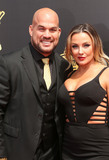 Amber Nicole Photo - 07 May 2017 - Los Angeles California - Tito Ortiz Amber Nicole Miller 2017 MTV Movie And TV Awards held at the Shrine Auditorium Photo Credit AdMedia