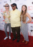 Ayla Kell Photo - 28 August 2016 - Los Angeles California Ross Lynch Stevie Wonder Ayla Kell The 4th Annual Kailand Obashi Hoop-Life Fundraiser held at Galen Center at USC Photo Credit Birdie ThompsonAdMedia
