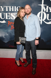 Raven Photo - 29 January 2020 - Hollywood California - Andrea Roth and Todd Biermann Premiere Of Apple TVs Mythic Quest Ravens Banquet held at The Cinerama Dome Photo Credit FSAdMedia