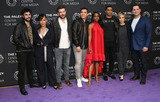 Jacke Photo - 19 November 2019 - Beverly Hills California - Jack Falahee Amirah Vann Charlie Weber Conrad Ricamora Aja Naomi King Rome Flynn Liza Weil Matt McGorry The Paley Center Celebrates The Final Season Of How To Get Away With Murder held at The Paley Center for Media Photo Credit Birdie ThompsonAdMedia