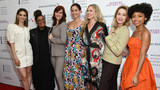 Anna Hopkins Photo - 08 March 2020 - Los Angeles California - Edy Ganem Yvette Nicole Brown Sara Rue Mercedes Mason Anna Hopkins Sharon Lawrence Logan Browning The National Womens History Museums 8th Annual Women Making History Awards held at Skirball Cultural Center Photo Credit Birdie ThompsonAdMedia