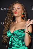 Andra Day Photo - 03 November 2018 - Los Angeles California - Andra Day 2018 LACMA Art  Film Gala held at LACMA Photo Credit Birdie ThompsonAdMedia