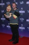 Terry Fator Photo - 20 June 2018 - Las Vegas Nevada - Terry Fator 2018 NHL Awards Red Carpet the Hard Rock Hotel and Casino Photo Credit MJTAdMedia