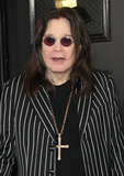 Ozzy Osbourne Photo - 26 January 2020 - Los Angeles California - Ozzy Osbourne 62nd Annual GRAMMY Awards held at Staples Center Photo Credit AdMedia