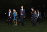 White House Photo - From left to right Senior Advisor for Policy Stephen Miller White House Press Secretary Kayleigh McEnany and  Jared Kushner Assistant to the President and Senior Advisor walk on the South Lawn of the White House in Washington DC US on Wednesday June 24 2020 after returning from a day trip with United States President Donald J Trump to Arizona  Credit Stefani Reynolds  CNPAdMedia