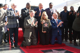 Andre Harrell Photo - 11 January 2018 - Hollywood California - Vin Di Bona Andre Harrell Leron Gubler Jeff Zarrinnam Mitch OFarrell Sean Combs Mary J Blige Mary J Blige Honored With A Star On The Hollywood Walk of Fame  Photo Credit F SadouAdMedia