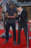 Aldis Hodges Photo - 26 January  - Hollywood Ca - Aldis Hodge Neil Brown Jr SAG Awards Actor visits Hollywoods TCL Chinese Theater with SAG Awards nominees Aldis Hodge and Neil Brown Jr held at TCL Chinese Theater  Photo Credit Birdie ThompsonAdMedia