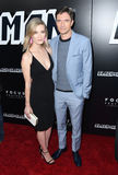 Ashley Hinshaw Photo - 08 August 2018 - Beverly Hills California - Ashley Hinshaw Topher Grace  Premiere Of Focus Features BlacKkKlansman held at Samuel Goldwyn Theater Photo Credit Birdie ThompsonAdMedia