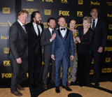 Angus Sampson Photo - 10 January  - Beverly Hills Ca - Jesse Plemons Angus Sampson Keir ODonnell Noah Hawley Rachel Keller Jean SMart Brad Garrett FOX Golden Globes Awards Party 2016 Sponsored by American Airlines held at Beverly Hilton Photo Credit Birdie ThompsonAdMedia