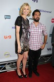 Joshua Gomez Photo - 1 August 2011 - Los Angeles California - Yvonne Strahovski and Joshua Gomez NBC Universal TCA 2011 Press Tour All-Star Party held at the SLS Hotel Photo Credit Byron PurvisAdMedia