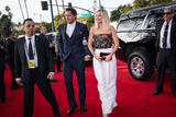 Margot Robbie Photo - 05 January 2020 - Beverly Hills California - Tom Ackerley and Nominee Margot Robbie 77th Annual Golden Globe Awards held at the Beverly Hilton Photo Credit HFPAAdMedia