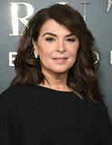 Annabella Sciorra Photo - 11 November 2019 - Beverly Hills California - Annabella Sciorra Apple TVs Truth Be Told Los Angeles Premiere held at Samuel Goldwyn Theater Photo Credit Birdie ThompsonAdMedia