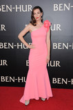 Ayelet Zurer Photo - 16 August 2016 - Hollywood California Ayelet Zurer Los Angeles premiere of Ben-Hur held at TCL Chinese Theatre Photo Credit Birdie ThompsonAdMedia