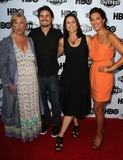 Angelique Cabral Photo - 17 July 2011 - West Hollywood California - Connie Cummings Jason Ritter Anne Renton Angelique Cabral 2011 Outfest Film Festival Screening Of The Perfect Family Closing Night- Arrivals  Held At The DGA Theatre Photo Credit Kevan BrooksAdMedia