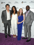 Alimi Ballard Photo - 17 May 2015 - Burbank California - Jay Hayden Rose Rollins Mireille Enos Alimi Ballard Disney Media Distribution International Upfronts held at Walt Disney Studios Photo Credit Byron PurvisAdMedia