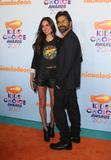 John Stamos Photo - 11 March 2017 -  Los Angeles California - John Stamos Caitlin McHugh Nickelodeons Kids Choice Awards 2017 held at USC Galen Center Photo Credit Faye SadouAdMedia