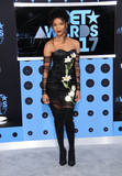 Ajiona Alexus Photo - 25 June 2017 - Los Angeles California - Ajiona Alexus 2017 BET Awards held at the Microsoft Square in Los Angeles Photo Credit Birdie ThompsonAdMedia