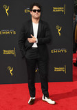Adam Pally Photo - 14 September 2019 - Los Angeles California - Adam Pally 2019 Creative Arts Emmys Awards - Arrivals held at Microsoft Theater LA Live Photo Credit Birdie ThompsonAdMedia