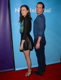 Micahel Mosley Photo - 15 January 2015 - Pasadena California - Jessica McNamee Micahel Mosley NBCUniversal 2015 TCA Press Tour held at The Langham Huntington Hotel Photo Credit Birdie ThompsonAdMedia
