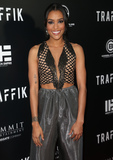 Annie  Ilonzeh Photo - 19 April 2018 - Hollywood California - Annie Ilonzeh Traffik Los Angeles Premiere held at ArcLight Hollywood Photo Credit F SadouAdMedia