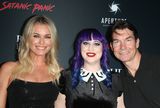 Chelsea Stardust Photo - 23 August 2019 - Hollywood California - Rebbeca Romijn Chelsea Stardust Jerry OConnell Premiere Of Satanic Panic held at The Egyptian Theatre Photo Credit FSadouAdMedia